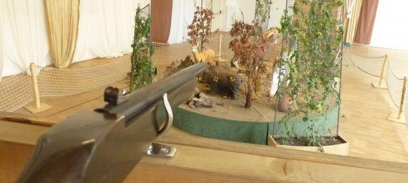 Itt a pacifistát is megcsapja a vadászszenvedély
