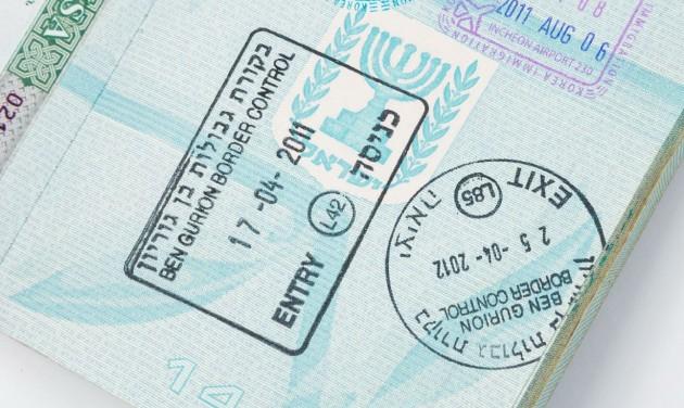 Szigorítaná a légi utasok ellenőrzését Izrael