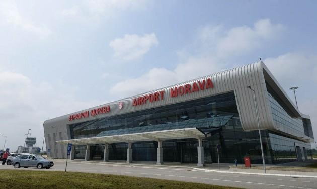 Új reptér nyílik Szerbiában