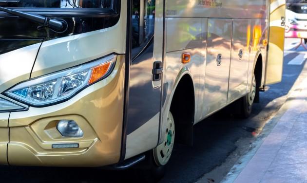 Emelkednek a buszos úthasználati díjak Ausztriában