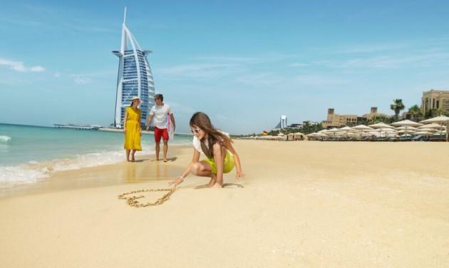 Dubaj családbarát oldala: kicsiknek és nagyoknak