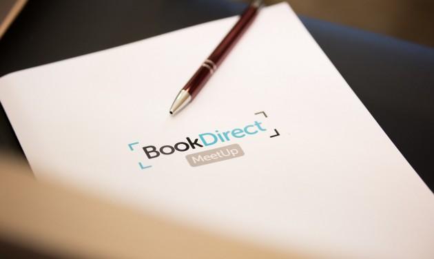 BookDirect MeetUp 2018 – Már csak holnapig él az Early Bird kedvezmény