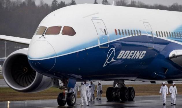 Rekord bevételt ért el a Boeing