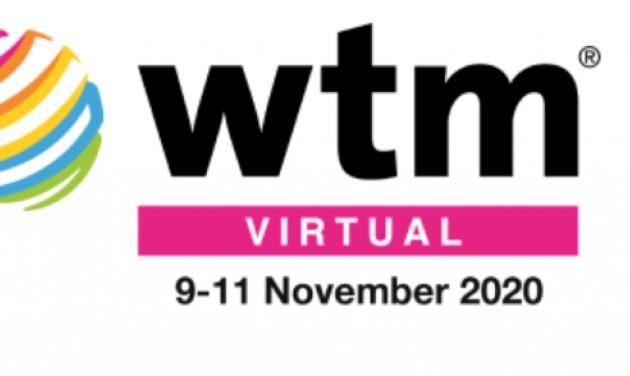 Jelentkezési lehetőség a WTM London virtuális vásárra