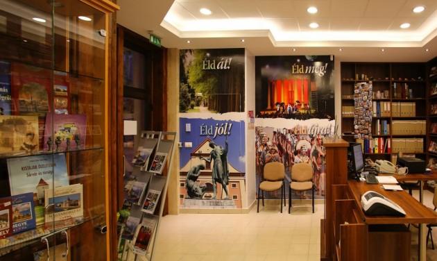Felújítás miatt bezár a szombathelyi Tourinform-iroda