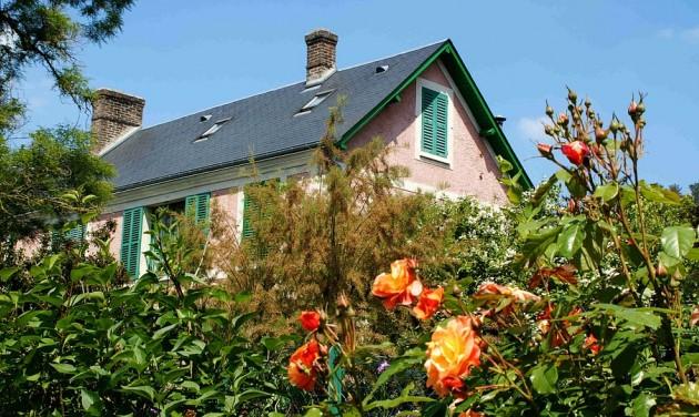 Monet házát is ki lehet bérelni az Airbnb-n