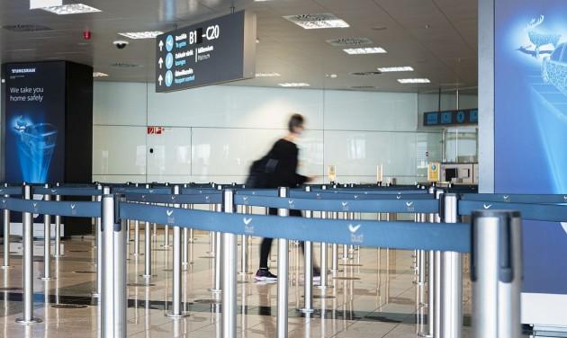 Már csak tucatnyi légitársaság közlekedik Budapestre