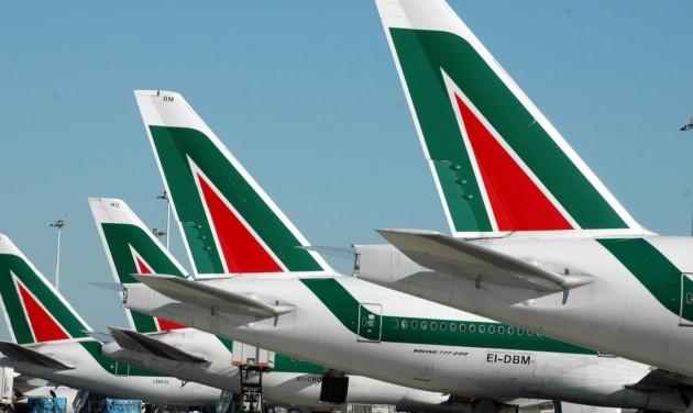 Heten vennék meg az Alitaliát