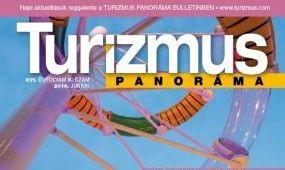 Olvasta már a júniusi Turizmus Panorámát?