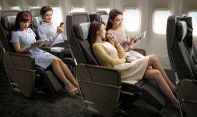 Erősít a China Airlines