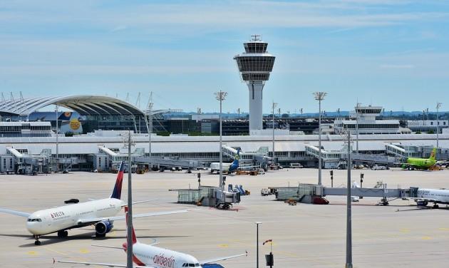 Először járt 30 millió utas a müncheni 2-es terminálon