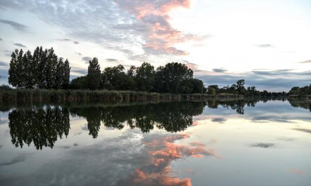 A horgászturizmust fejlesztik Tiszaroffon