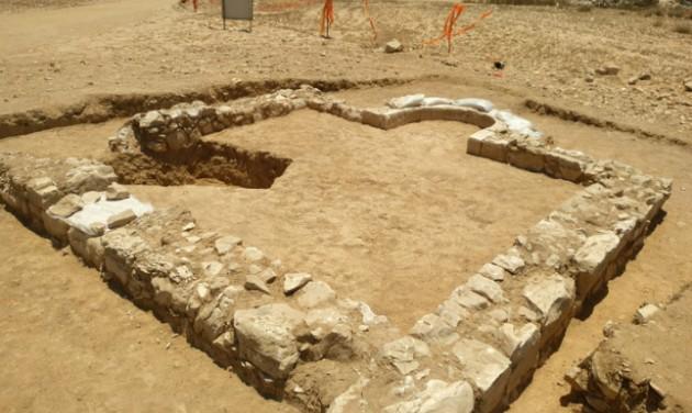 Szenzációs felfedezés a Negev-sivatagban