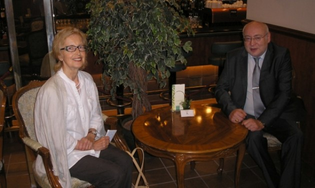 51 év után újra a Hotel Hungáriában