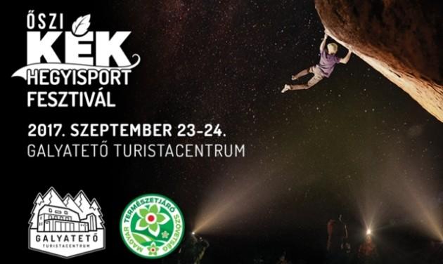 Hegyisport Fesztivál a hétvégén Galyatetőn