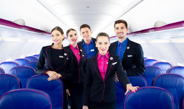 Légiutas-kísérőkből képez pilótákat a Wizz Air