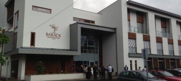 Megnyílt a négycsillagos Barack Hotel Tiszakécskén
