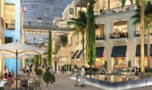 Giga bevásárlóközponttal csábítják a turistákat Dubaiban