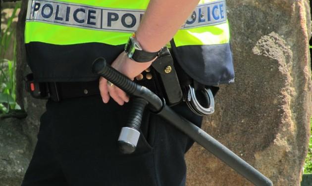 A rendőrség is készül a sporteseményekre
