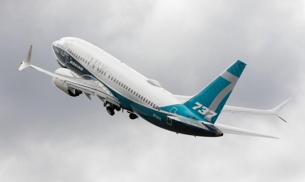 737 MAX: 2,5 milliárd dollárt fizet a Boeing
