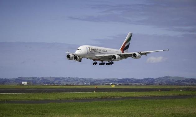 Egy éves a világ leghosszabb A380-as nonstop útvonala