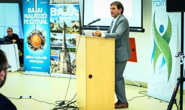 Bajai TDM-konferencia képekben