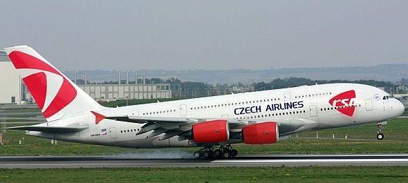 Nyolc év után újra nyereséges a Cseh Légitársaság