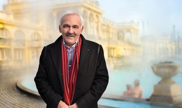 TOP 50: Szőke László a fürdőfejlesztésekről