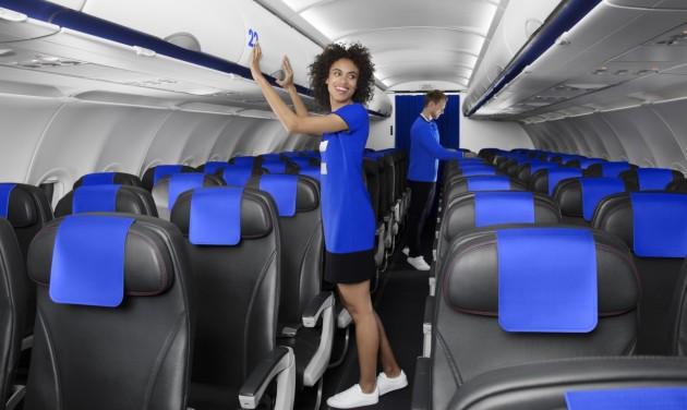 Beújít az Air France Budapesten