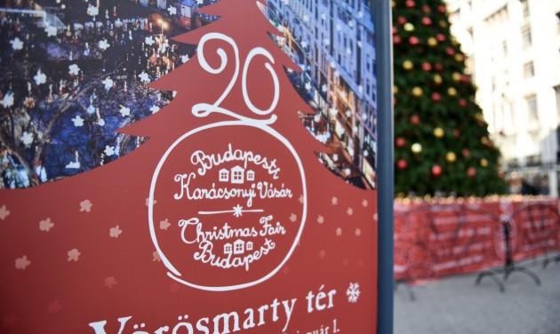 Felmérést készített a BFTK a karácsonyi vásárról