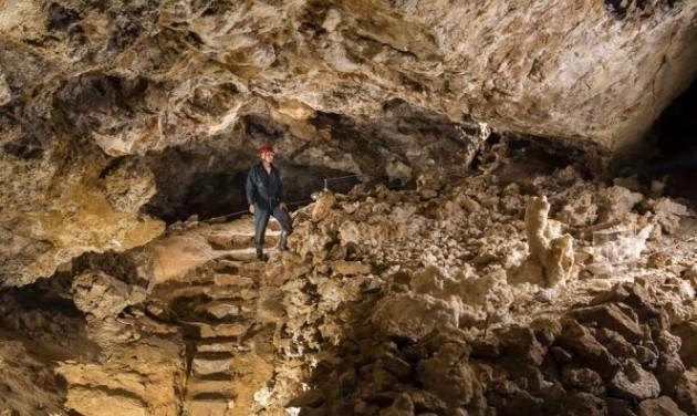 Megújult a Sátorkőpusztai-barlang
