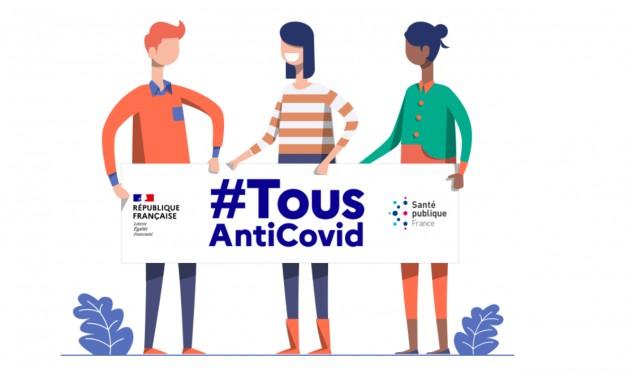 Francia mobilapplikáció a koronavírus ellen
