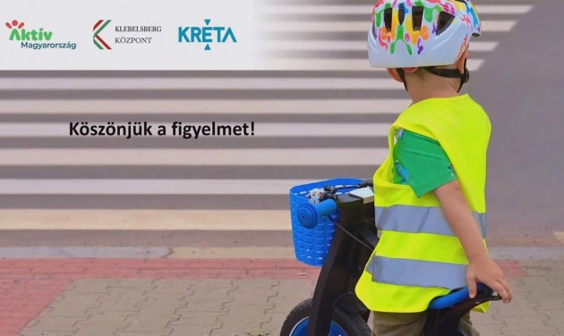 Tavasszal indul a gyerekek közlekedési tudáspróbája