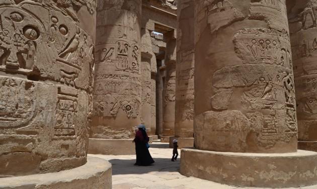 Új feltárt sírhellyel gazdagodott Luxor