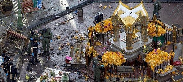 Bangkoki robbantás: nincsenek magyar érintettek
