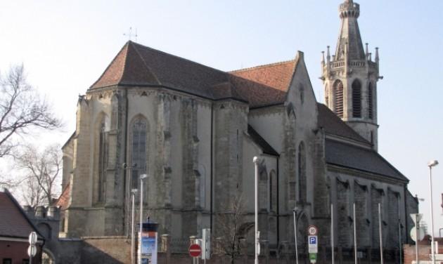 Felújítják Sopron legrégebbi plébániatemplomát