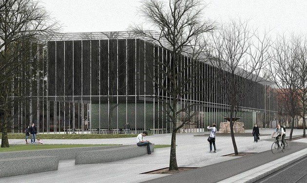 Bauhaus múzeum nyílt Dessauban