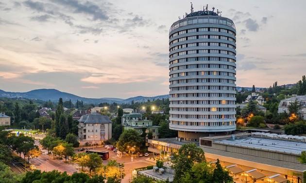 A Danubius három évre bérbe adja a Hotel Budapestet