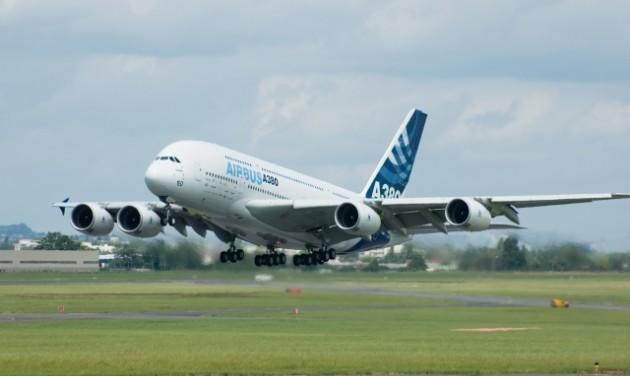 Csökkent az Airbus adózott nyeresége