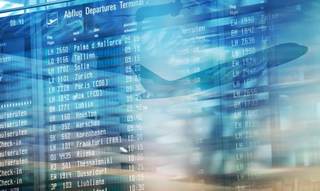 Rontotta utasforgalmi kilátásait a IATA