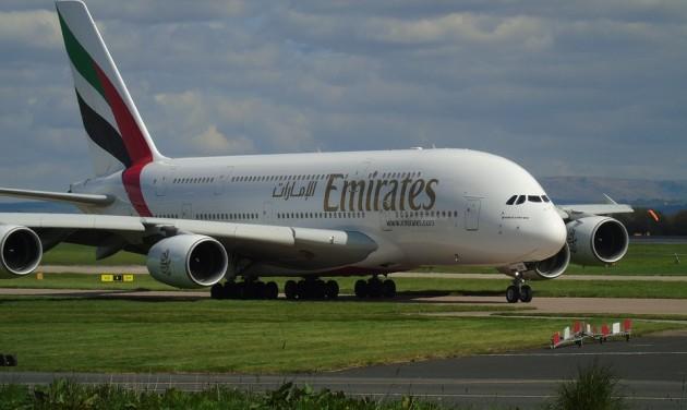 Csökkenti budapesti járatai számát az Emirates