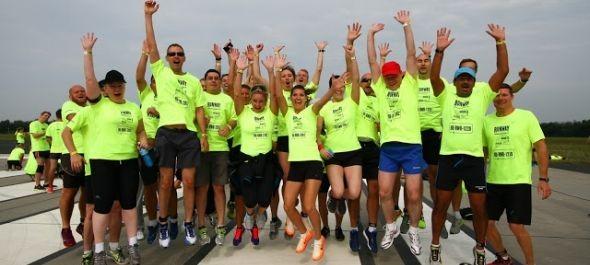 Több mint 900 résztvevő az idei Runway Run futóversenyen