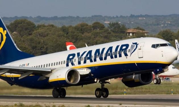 A britek beperlik a Ryanairt