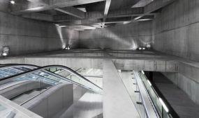 A 4-es metró két állomását is díjazták az egyik legrangosabb építészeti portálon