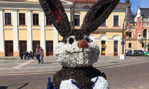 Nagyváradon már elkezdődött a húsvét