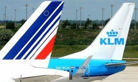 Csökkenő árbevétel mellett is nőtt az Air France-KLM üzemi eredménye