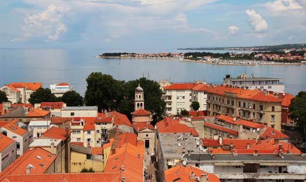 Zadarba indít járatot Budapestről a Ryanair