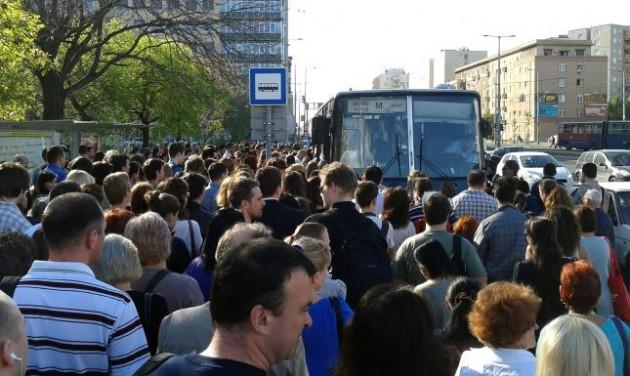 Egyelőre nem fiatalodnak a budapesti buszok