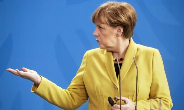 Szigorúbb korlátozások bevezetését tervezi Angela Merkel