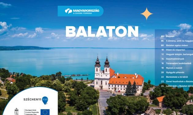 Balaton, friss szemmel
